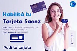 Tarjeta Saenz - Como consultar saldo, activar, pagar y donde pagar