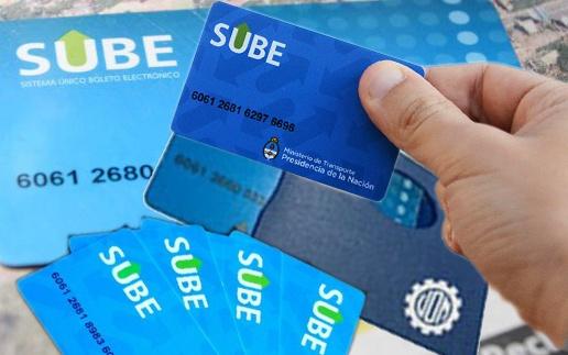 Tarjeta Sube - Como consultar saldo, recargar, sacar e habilitar para jubilados