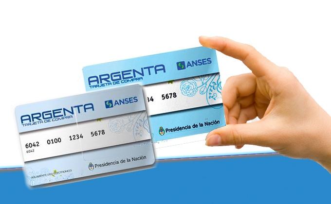 tarjeta argentina