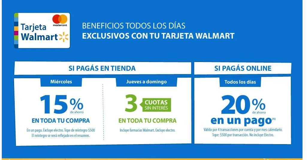 Qué Hacer Para Obtener Resumen Mastercard Walmart