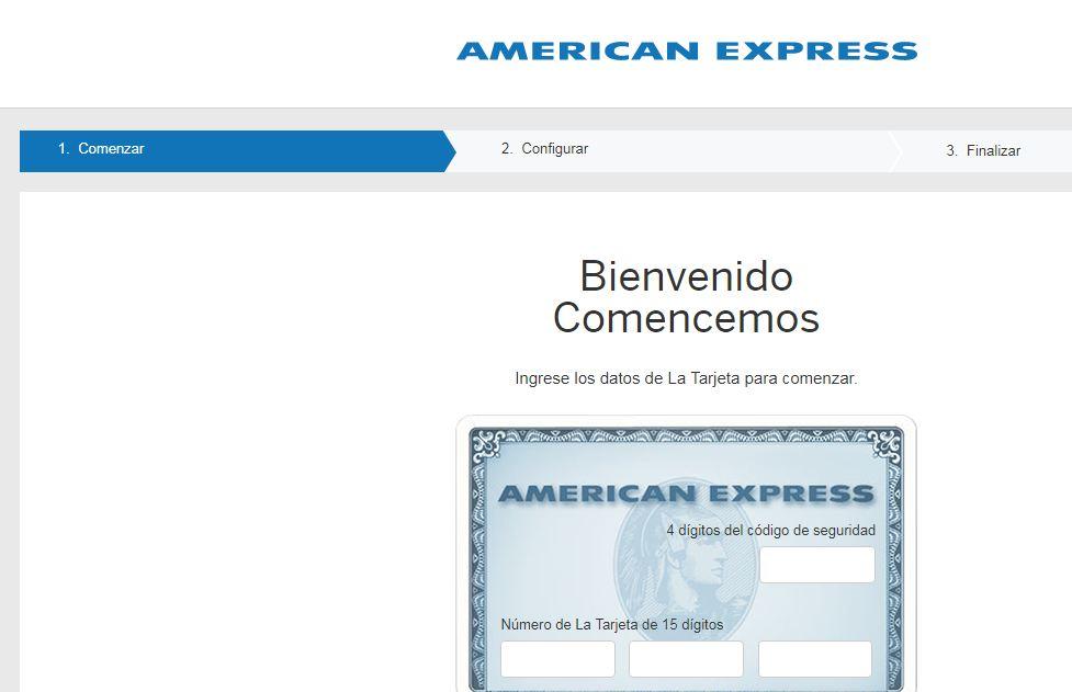De Qué Forma Ver Su Resumen Tarjeta AMEX Online